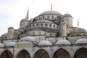 moschea blu instanbul