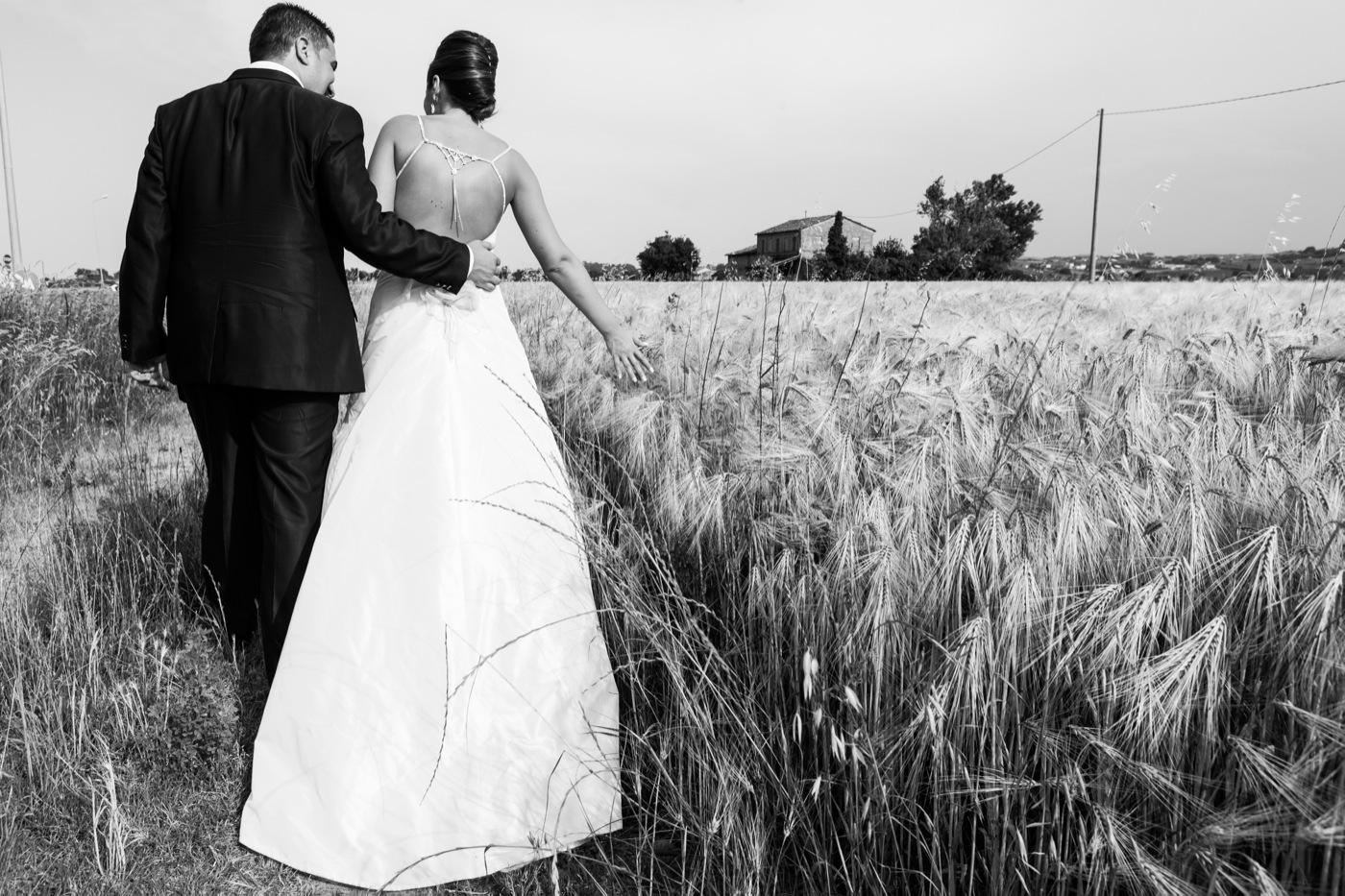 coppia che si sposa