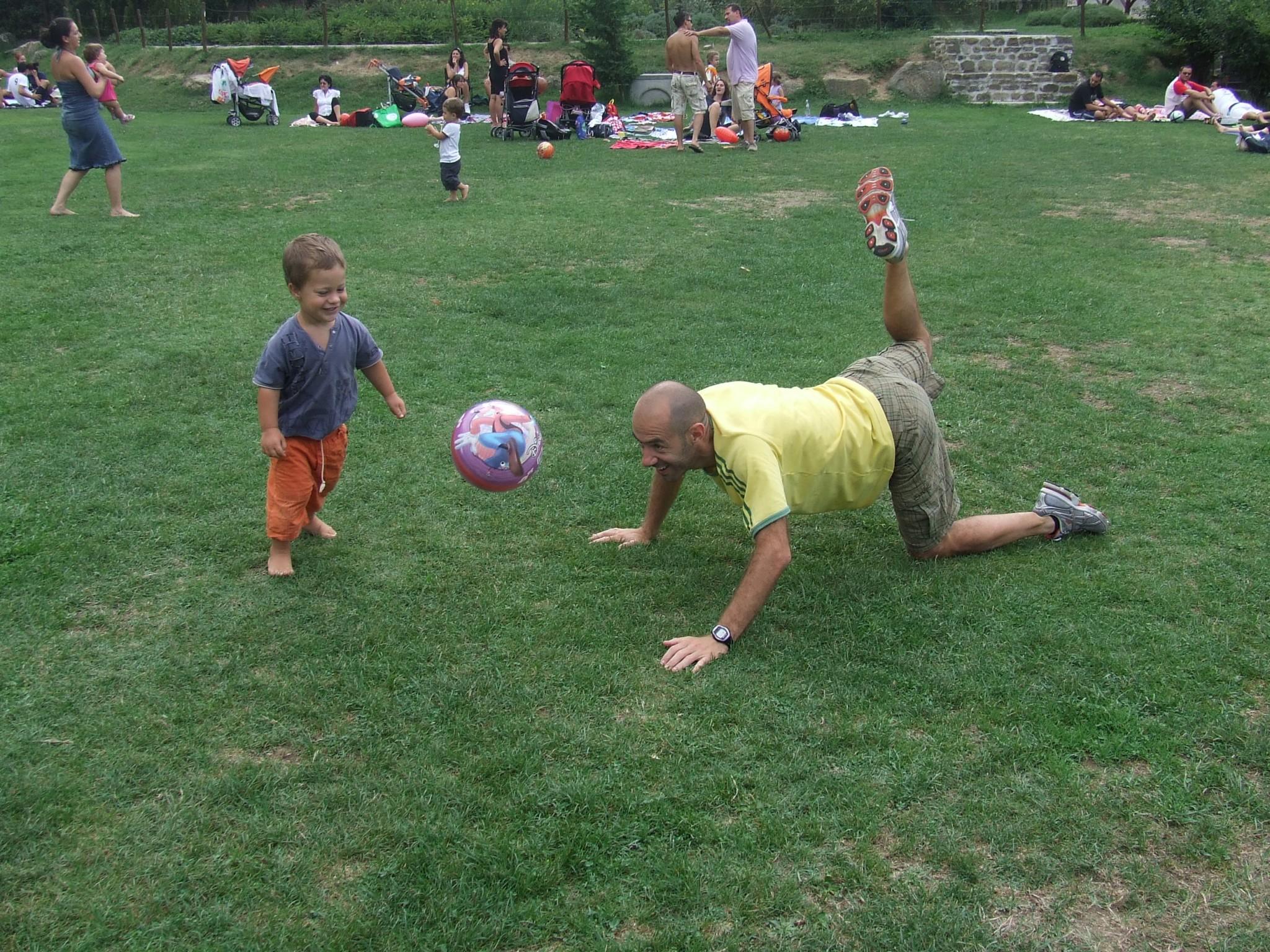 mio figlio e il calcio 46percento